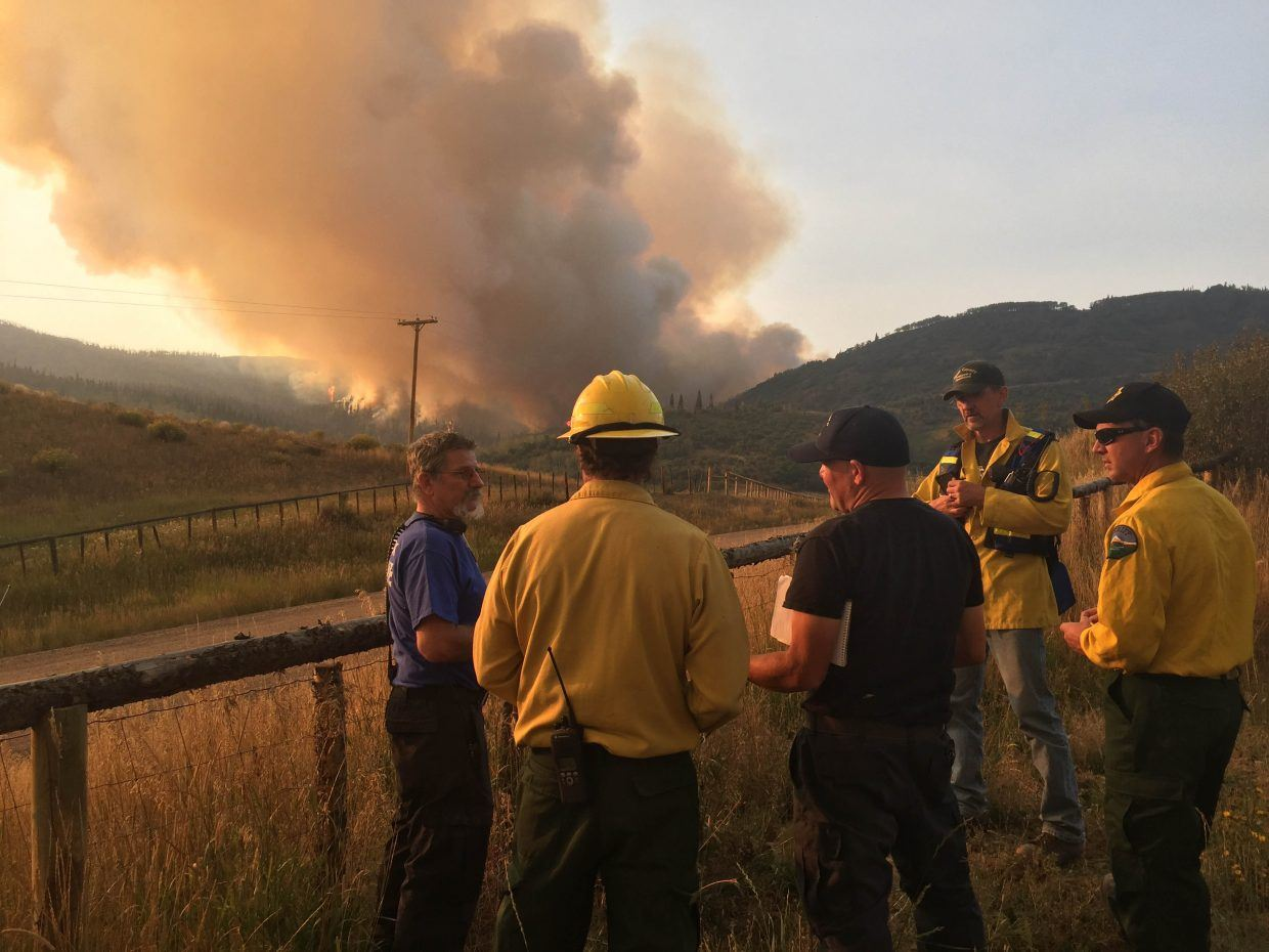 Routt County Wildland Fire