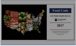 Food Code Map Logo