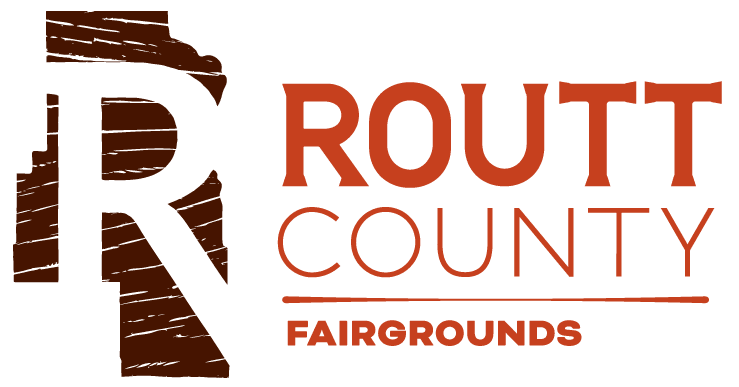 Routt County  color logo