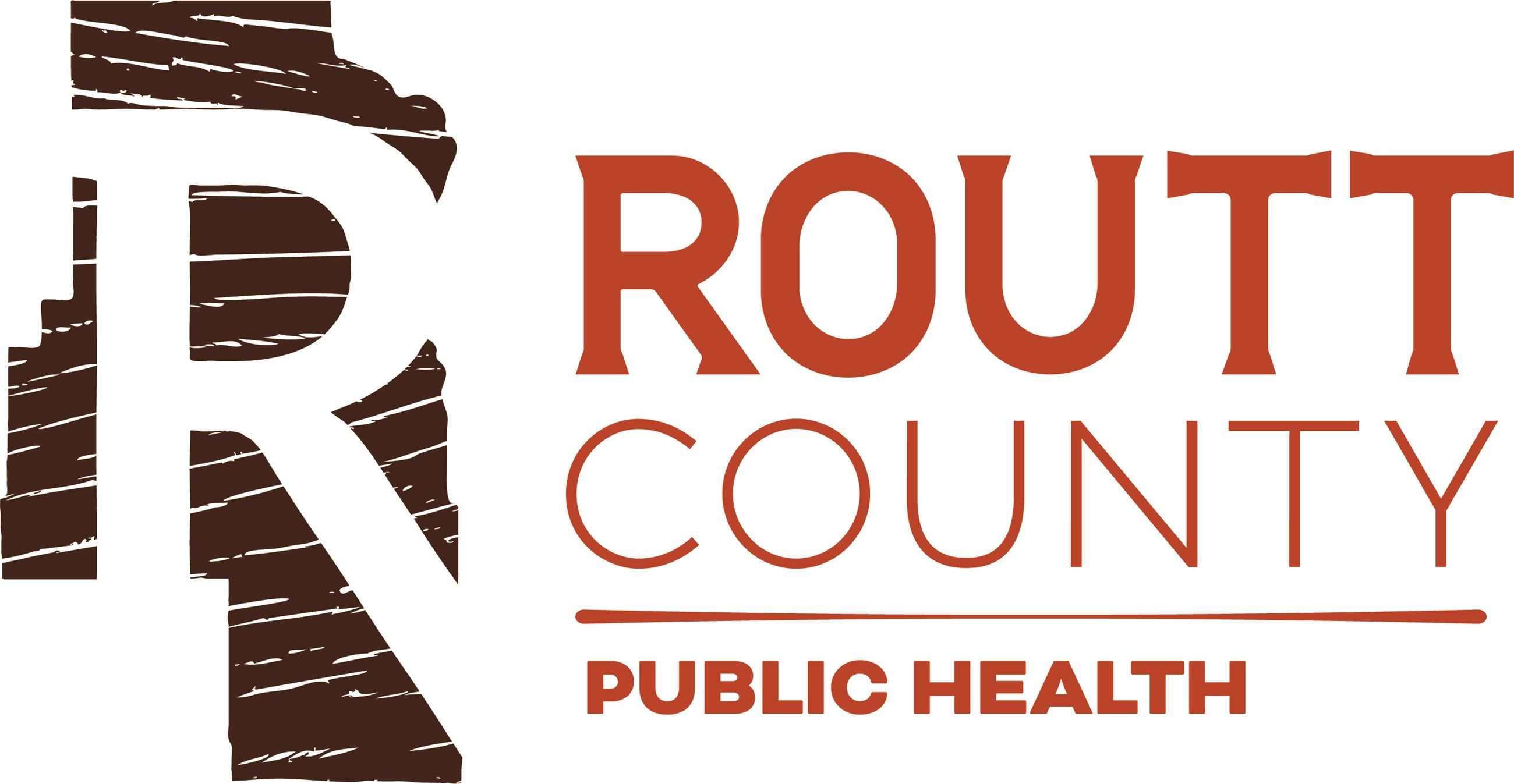 Routt County Logo Public Health